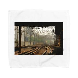 ターミナル Towel handkerchiefs