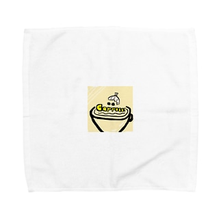 カプチーロゴ Towel handkerchiefs