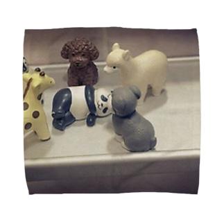 不穏 Towel handkerchiefs