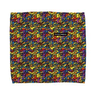 Rave-philia Towel handkerchiefs