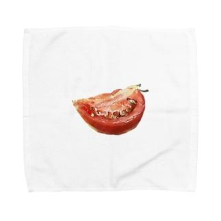 おトマト Towel handkerchiefs