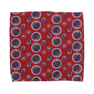 【日本レトロ#15】和傘 Towel handkerchiefs