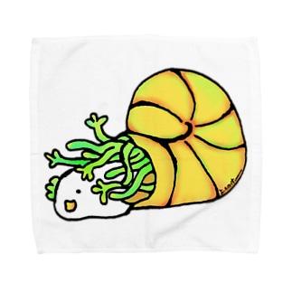 よいものです-かいひよもどき Towel handkerchiefs