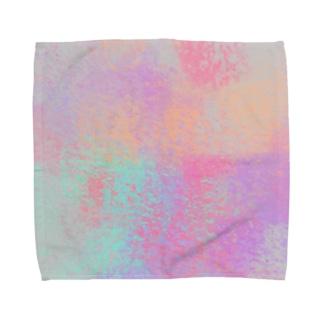 じんわり Towel handkerchiefs