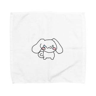 しなもんちゃん Towel handkerchiefs