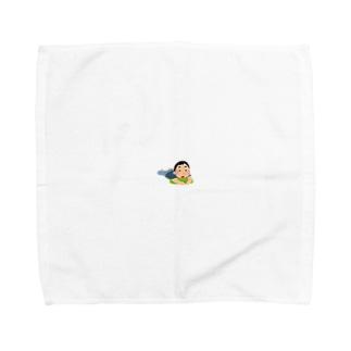 活力 Towel handkerchiefs