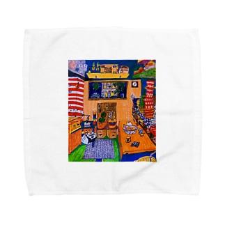 KITCHEN Towel handkerchiefs