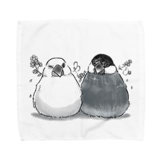 よりそいブンチョ Towel handkerchiefs