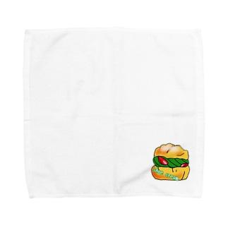 シュークリーム Towel handkerchiefs