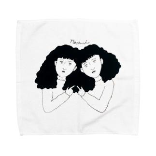ふたご Towel handkerchiefs
