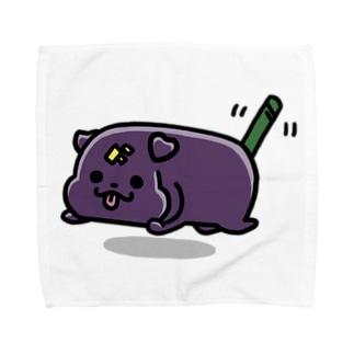 ようかんいぬ Towel handkerchiefs