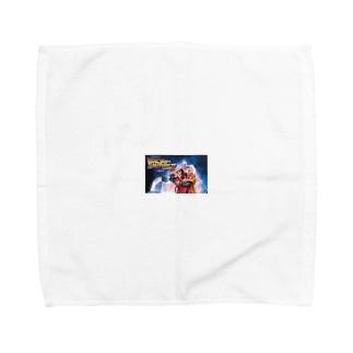 バックトゥーザ・フューチャー Towel handkerchiefs