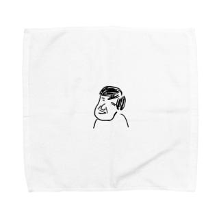 某大学一般ポンコツ教授シリーズ Towel handkerchiefs
