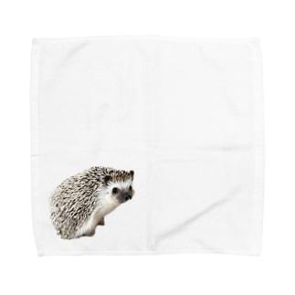 ゆこっとハリボー Towel handkerchiefs