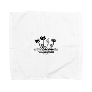あろはー Towel handkerchiefs