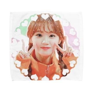 Kim Chae Won Towel handkerchiefs