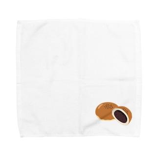 あんぱん Towel handkerchiefs