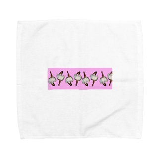 ティンカーベル岡田 Towel handkerchiefs