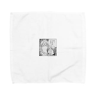ババアがいる! Towel handkerchiefs
