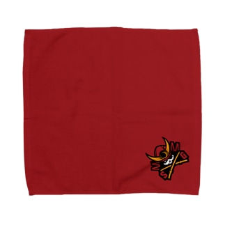 SGタオルハンカチ(ロゴ赤) Towel handkerchiefs