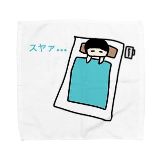 スヤァボーイ Towel handkerchiefs