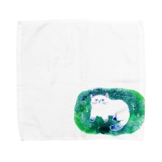 freedomcat Towel handkerchiefs