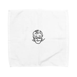 ダリ Towel handkerchiefs