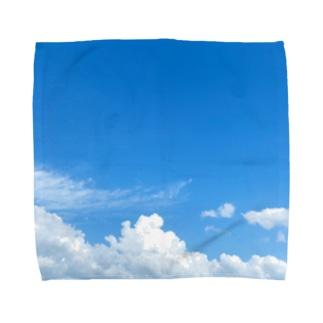 台風前よ Towel handkerchiefs