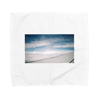 あの日の空 Towel handkerchiefs