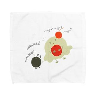 Ba-ni Bとtapii t Towel handkerchiefs