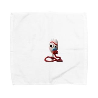 トイストーリー Towel handkerchiefs