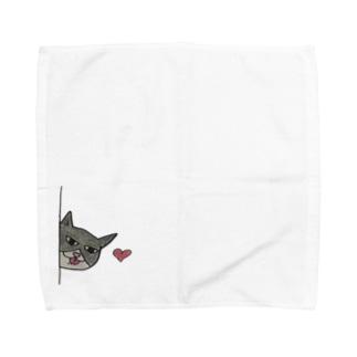あら❤️ Towel handkerchiefs