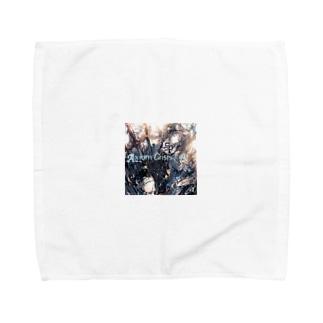 R6S98964332のあ Towel handkerchiefs