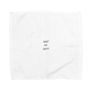 MILF OR MILK Towel handkerchiefs