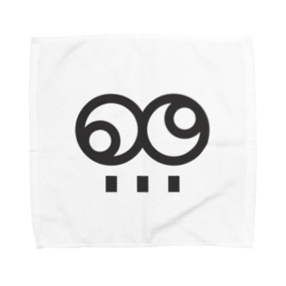 904 LAB Official Goods Towel handkerchiefs