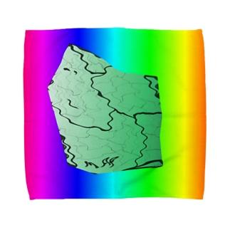 MAPたん4 Towel handkerchiefs
