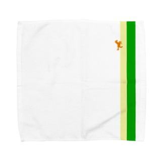 ターフ Towel handkerchiefs