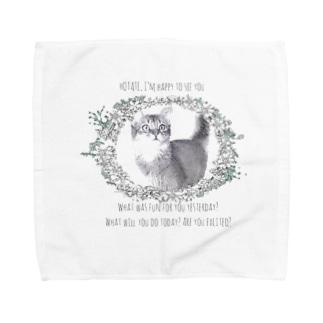 ほっちゃんグッズvol.1 Towel handkerchiefs