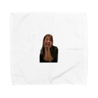 ティンカーベル岡田(成長) Towel handkerchiefs