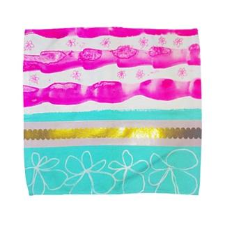 よろこびの日 Towel handkerchiefs