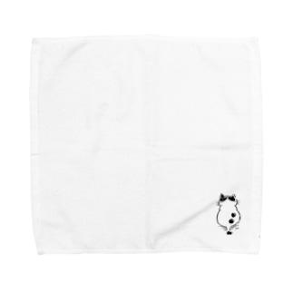 Moonのエビ Towel handkerchiefs
