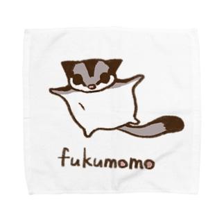 ふくももジャンプ Towel handkerchiefs