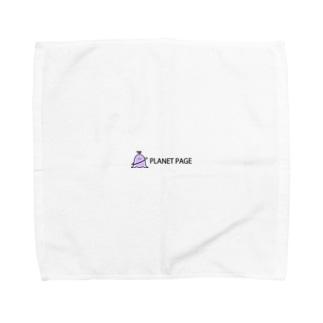 ぷらっぺん Towel handkerchiefs