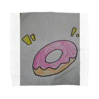 スイートシュガー Towel handkerchiefs