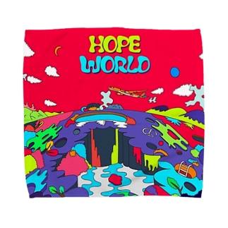 HOPE WORLD🦄 Towel Handkerchief