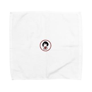 04_169_aの愛 Towel handkerchiefs