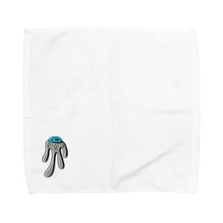 トロントロン星人 Towel handkerchiefs