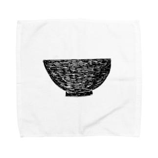 NIKORASU GOの丼 Towel handkerchiefs