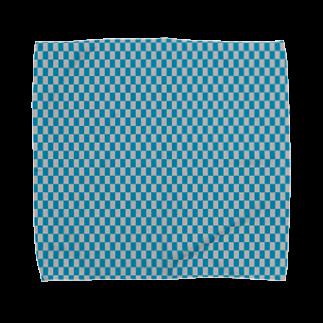 MOYOMOYO モヨモヨのモヨーP137 Towel handkerchiefs