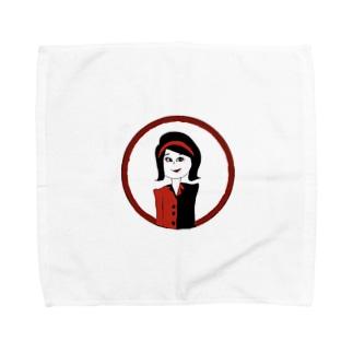 きゃわ Towel handkerchiefs